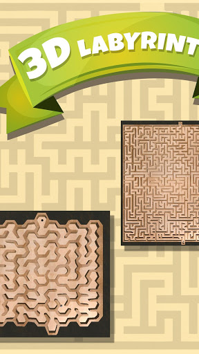 3D Labyrinth Classic Maze Game 4678 v1 preview 1