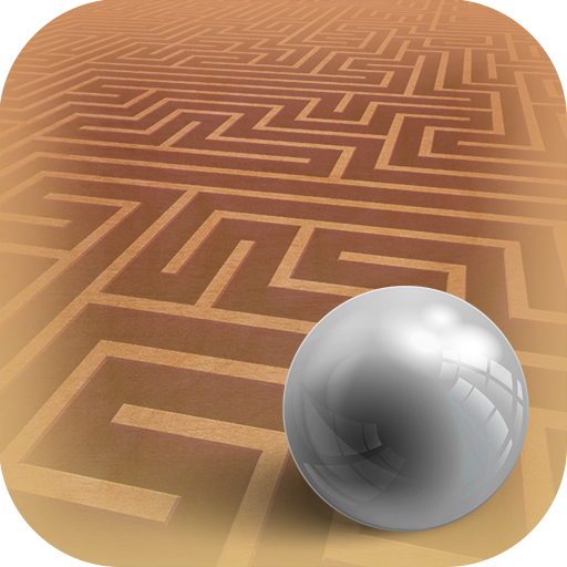 3D Labyrinth Classic Maze Game logo