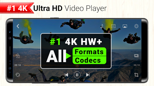 4K Video Player All Format – Cast to TV CnXPlayer 3.3.6 preview 2