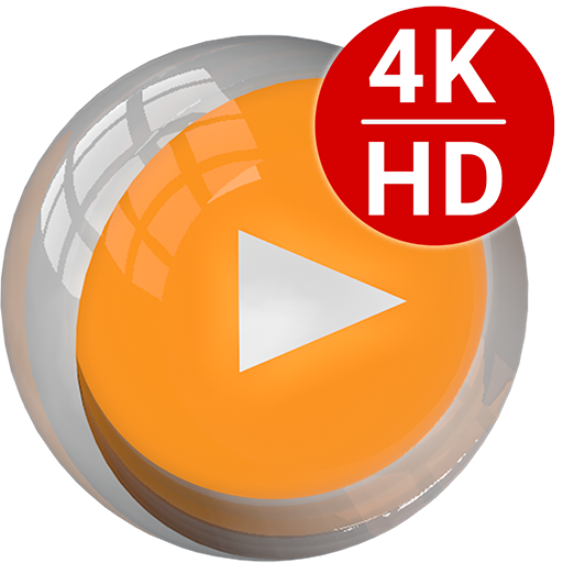4K Video Player All Format - Cast to TV CnXPlayer logo
