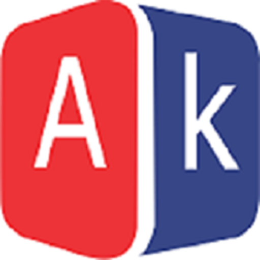 AK IPTV PLAYER logo