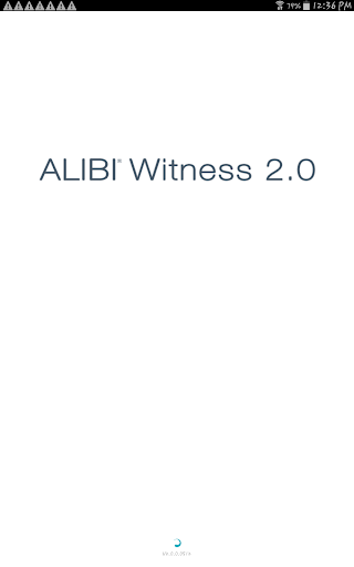 ALIBI Witness 2.0 3.7.3.0518 preview 1