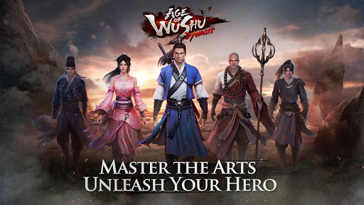 Age of Wushu Dynasty 17.0.1 preview 1