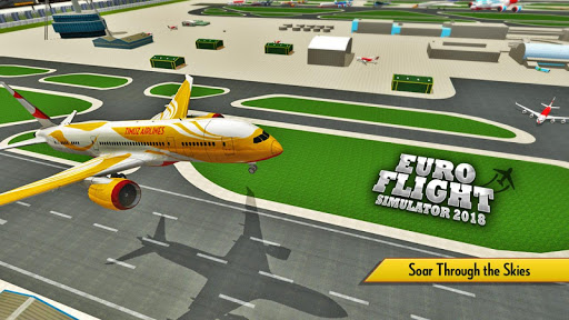 Airplane Simulator 2018 100.1 preview 2