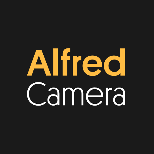 Alfred Home Security Camera, Baby&Pet Monitor CCTV logo