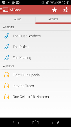 AllCast Receiver 1.0.2.5 preview 1