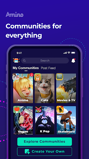 Amino Communities and Chats 2.4.28468 preview 1