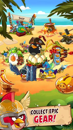 Angry Birds Epic RPG 3.0.27463.4821 preview 1