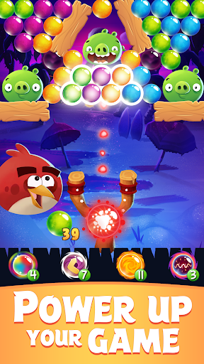 Angry Birds POP Bubble Shooter 3.64.0 preview 2