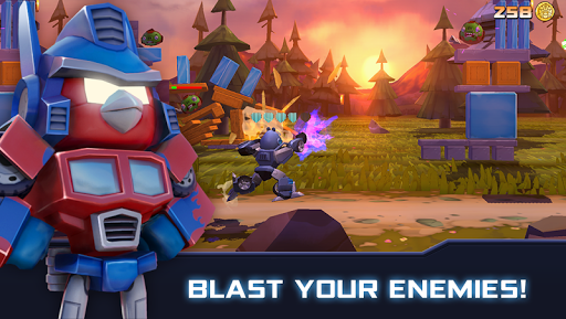 Angry Birds Transformers 1.45.5 preview 1