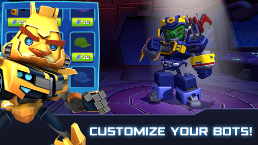 Angry Birds Transformers 1.45.5 preview 2