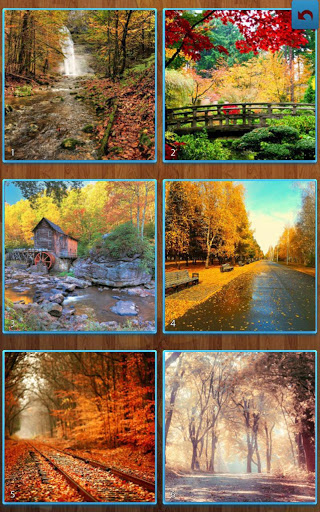 Autumn Jigsaw Puzzles 1.9.0 preview 1