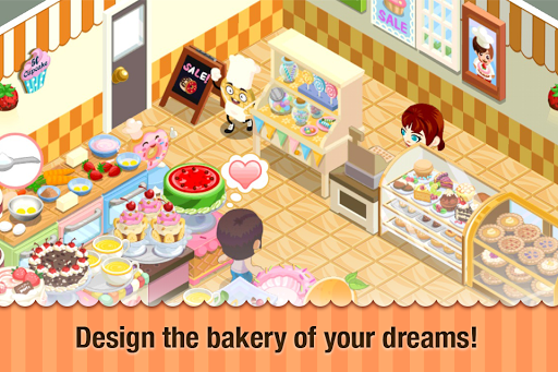 Bakery Story 1.6.0.3g preview 1