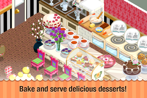 Bakery Story 1.6.0.3g preview 2