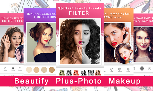 Beautify Plus Photo Makeup 1.0.6 preview 1