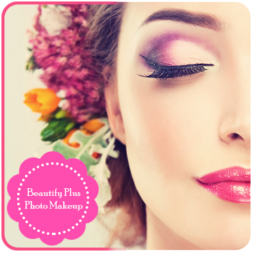 Beautify Plus Photo Makeup logo