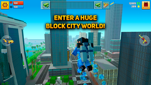 Block City Wars Pixel Shooter with Battle Royale 7.1.4 preview 2