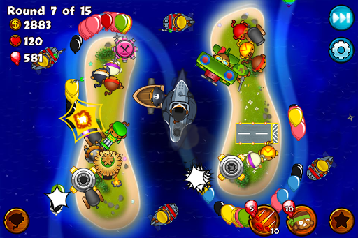 Bloons Monkey City 1.11.4 preview 2