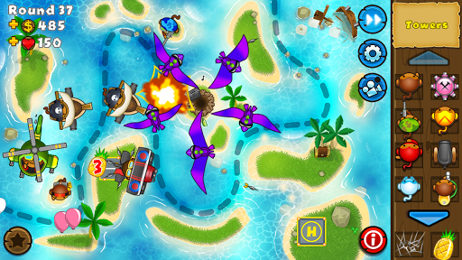 Bloons TD 5 preview 2