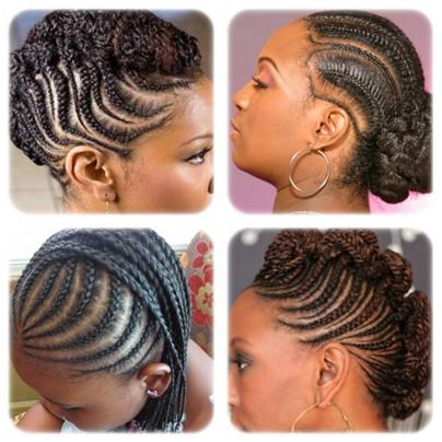 Braid Hairstyle for Black Girl 1.0 preview 1