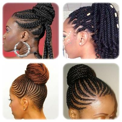 Braid Hairstyle for Black Girl 1.0 preview 2
