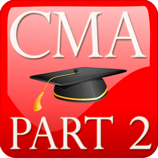 CMA Part 2 Test Practice 2019 Ed logo