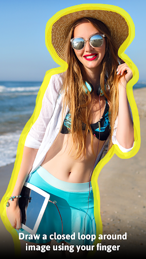 CUT PASTE PHOTO EDITOR SEAMLESS 1.2 preview 1