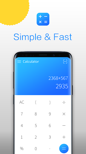 Calculator Math – Scan Math Solve by Camera 1.02 preview 1