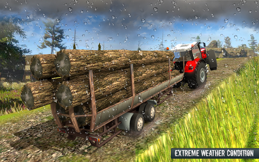 Cargo Tractor Trolley Simulator Farming Game 2019 1.0 preview 2