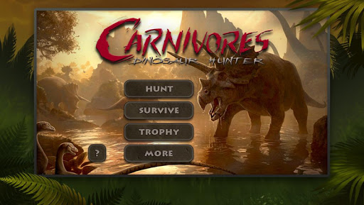Carnivores Dinosaur Hunter 1.8.6 preview 1