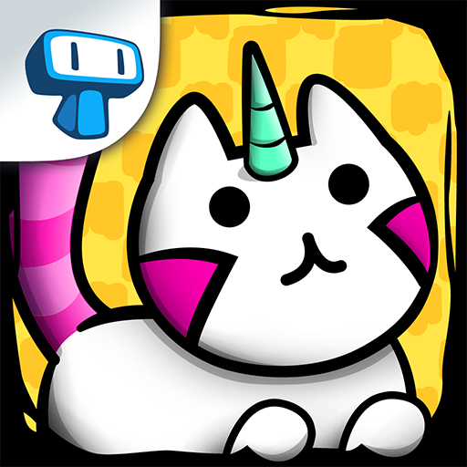 Cat Evolution - Cute Kitty Collecting Game logo