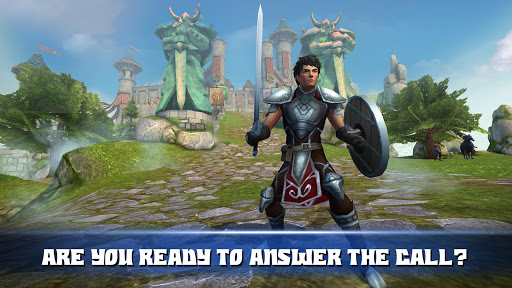 Celtic Heroes – 3D MMORPG 3.4.1 preview 2
