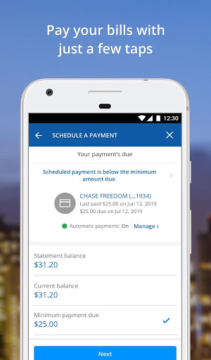Chase Mobile preview 2