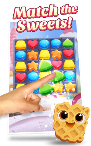 Cookie Jam Blast New Match 3 Puzzle Saga Game 4.80.108 preview 1