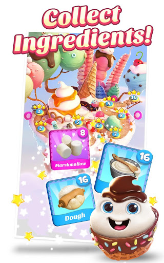 Cookie Jam Blast New Match 3 Puzzle Saga Game 4.80.108 preview 2