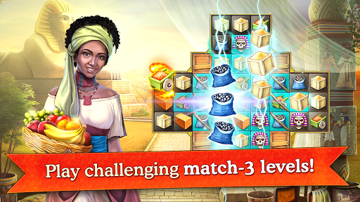 Cradle of Empires Match-3 Game 5.9.5 preview 1