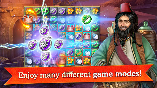 Cradle of Empires Match-3 Game 5.9.5 preview 2