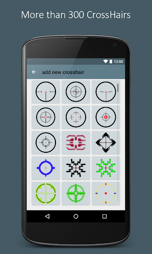 Custom Aim – Crosshair Assistant 4.0.0 preview 2
