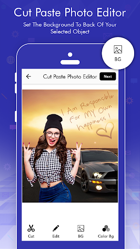 Cut Paste Photo Editor 1.1 preview 2