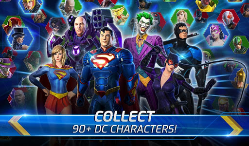 DC Legends Battle for Justice 1.25.1 preview 2