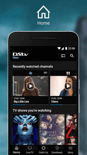 DStv Now 2.2.2 preview 1