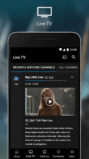 DStv Now 2.2.2 preview 2