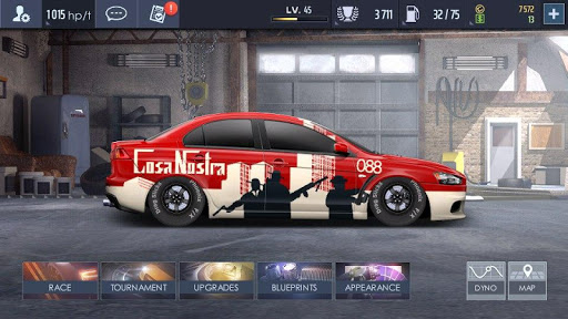 Drag Racing Streets 2.5.1 preview 1
