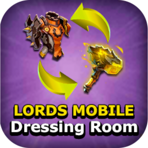 Dressing room - Lords mobile logo