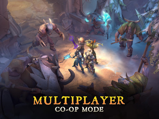 Dungeon Hunter 5 Action RPG 4.4.0j preview 2