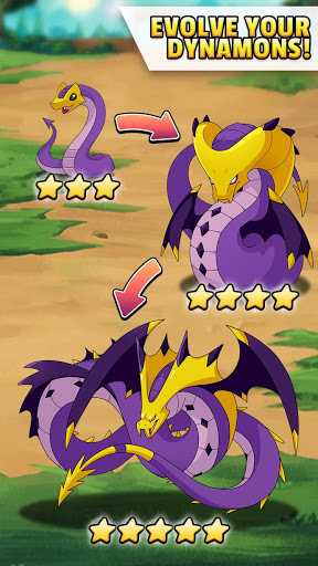 Dynamons Evolution Puzzle amp RPG Legend of Dragons 1.1.1 preview 2