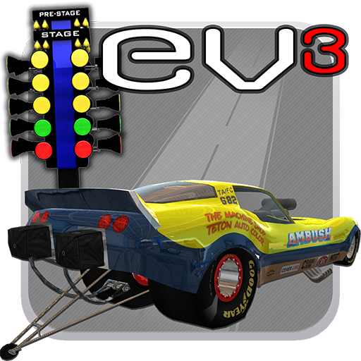 EV3 - Multiplayer Drag Racing logo