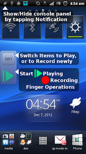 FRep – Finger Replayer 4.94 preview 2