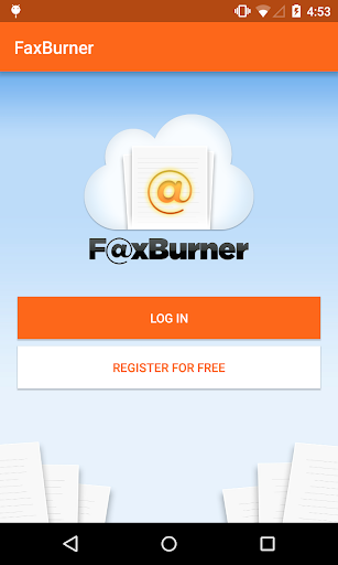 Fax Burner – Get amp Send Faxes 2.3 preview 1