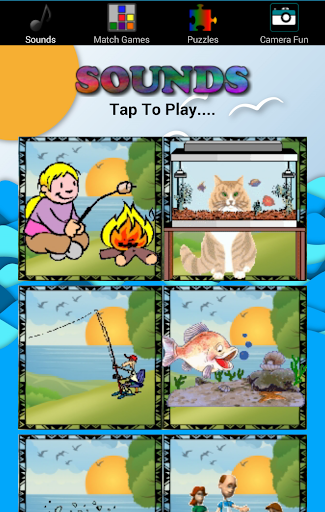 Fishing Games Free For Kids 1.1 preview 2